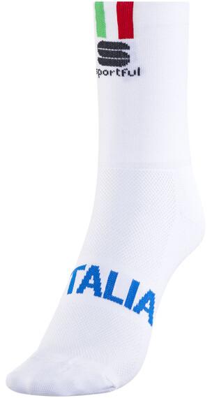Sportful Italia 12 Sokker Hvit